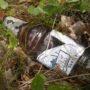Odpadky vlese